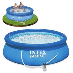 Надувной бассейн Easy Set Pool Intex 28122 (56922) (305х76 см)